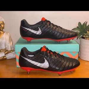Nike mercurial superfly and Nike Tiempos legend 7